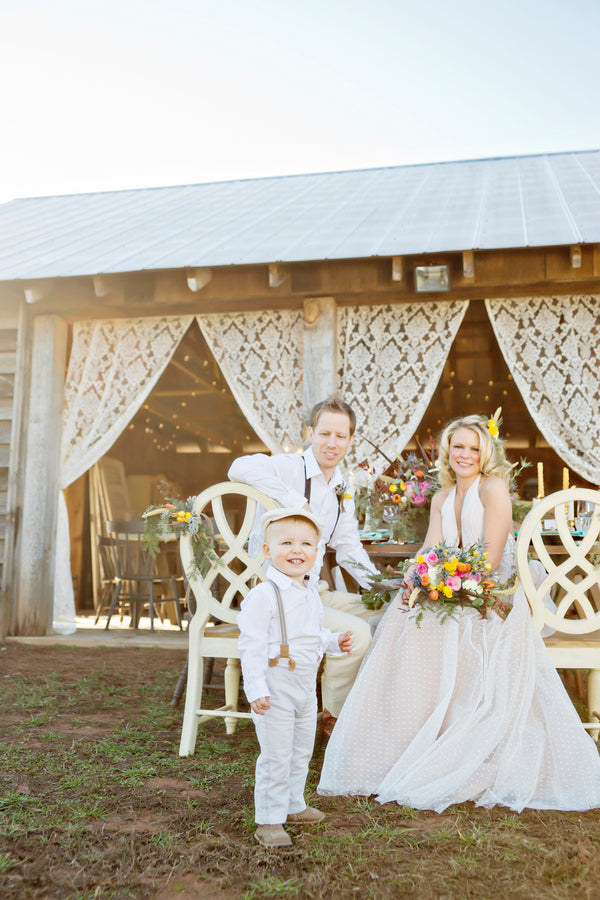 Styled bohemian wedding | Andie Freeman Photography
