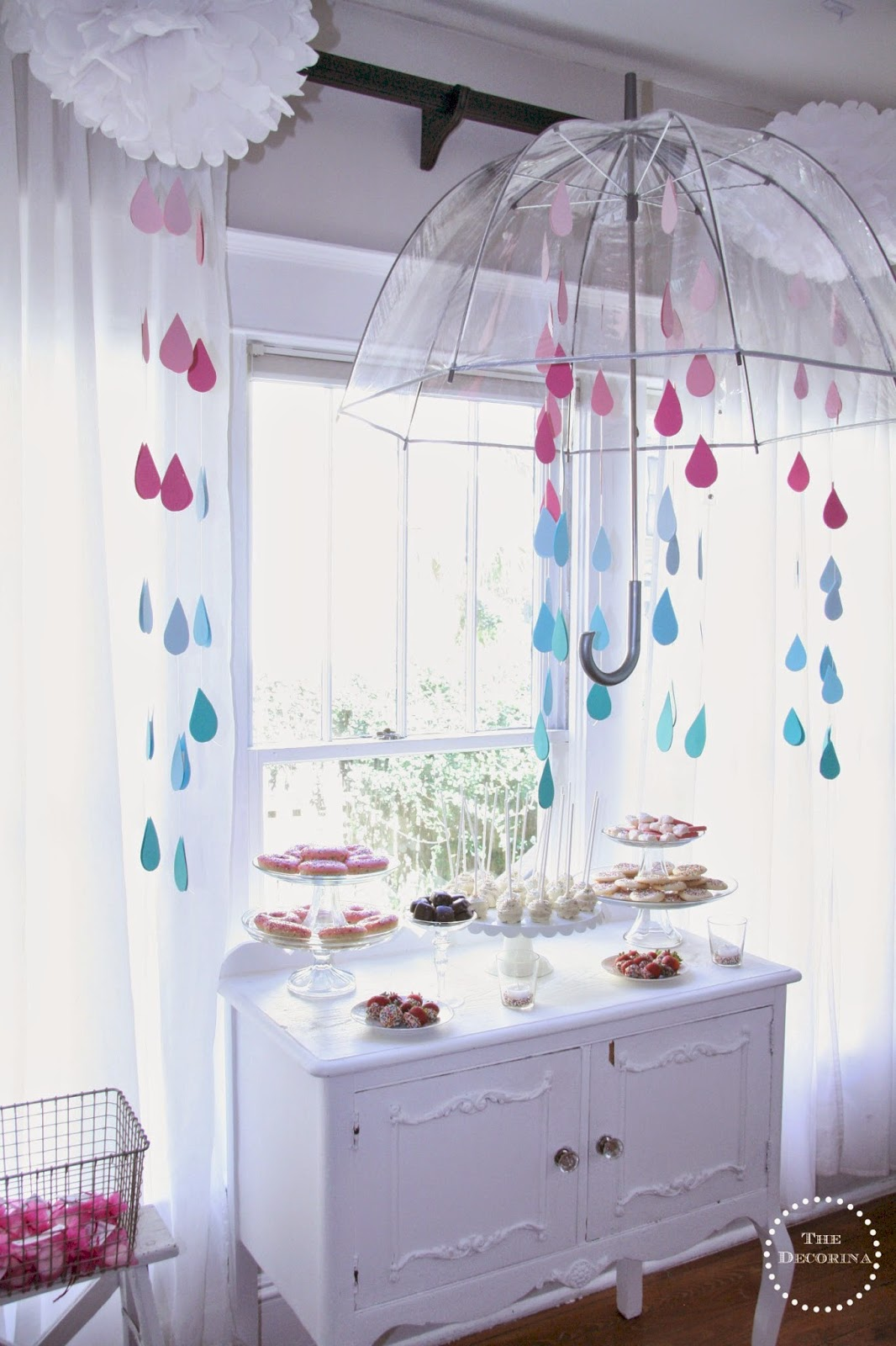 Baby Sprinkle Shower | The Decorina | 5 Top Trending Baby Shower Ideas