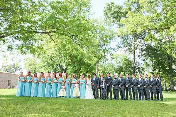 Wedding Party | Wes Roberts Photography