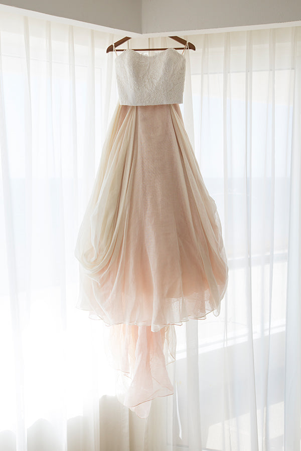 Carol Hannah Wedding Dress | Adrienne Fletcher Photography