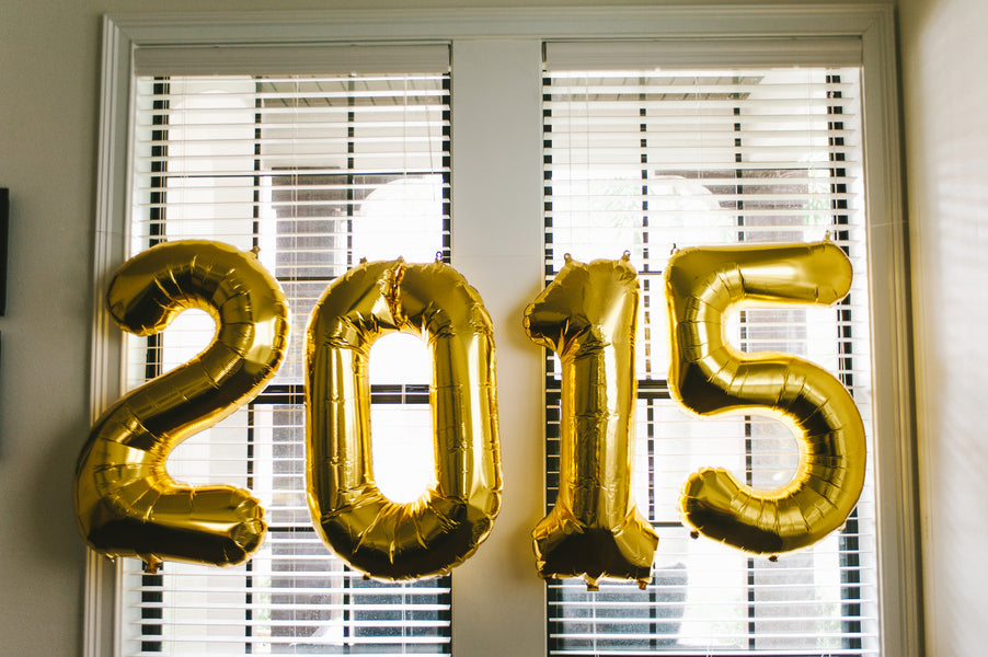 Graduation party gold number balloons | Jessica Charles Photography