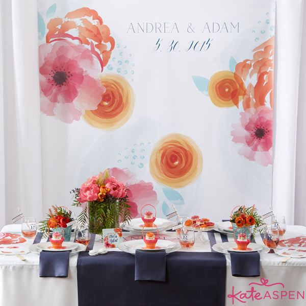 Botanical Collection Tablescape - Kate Aspen