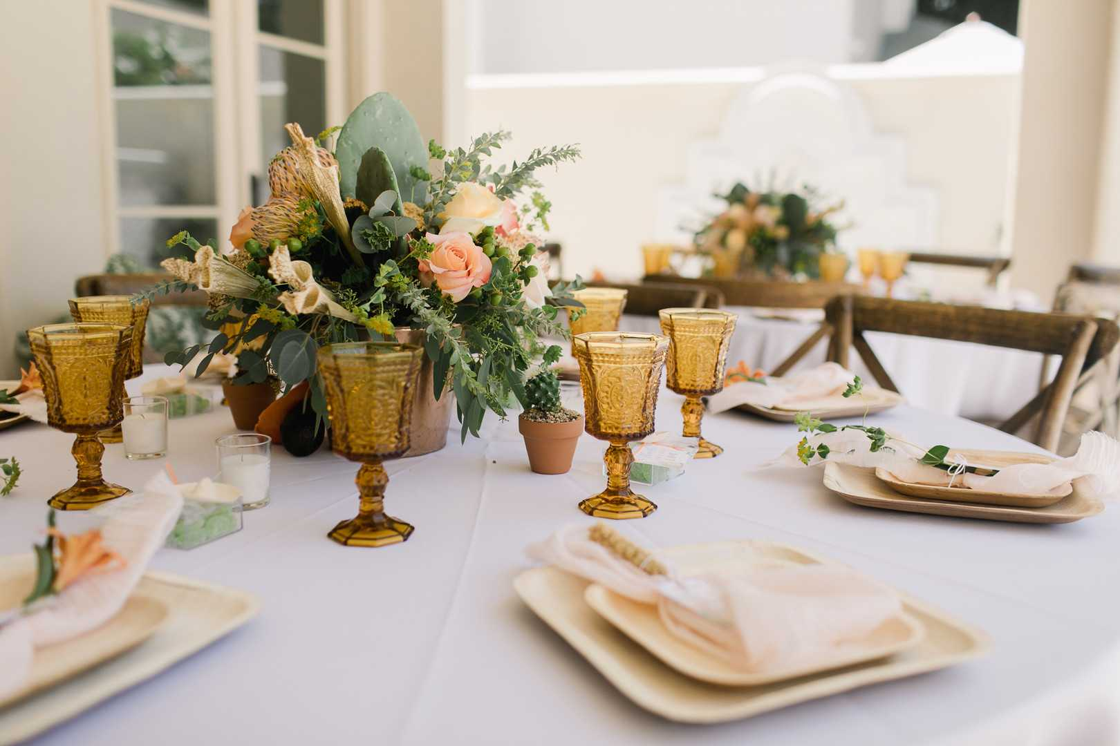 Table Setup | A Taco Twosday Birthday Fiesta | Kate Aspen