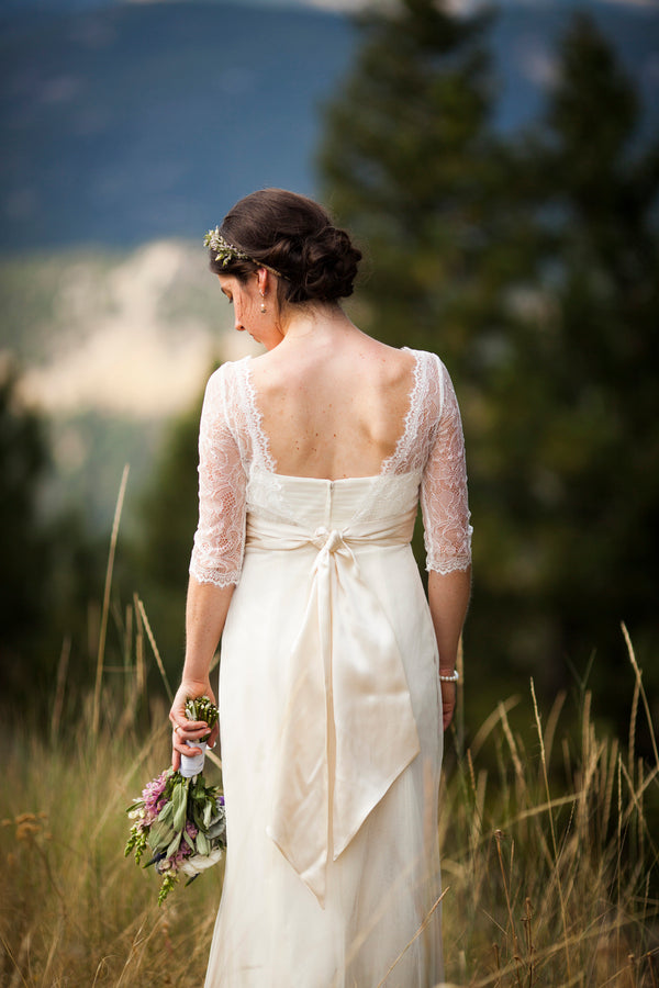 Bride | Colorado Wedding  | Katie Keighin Photography