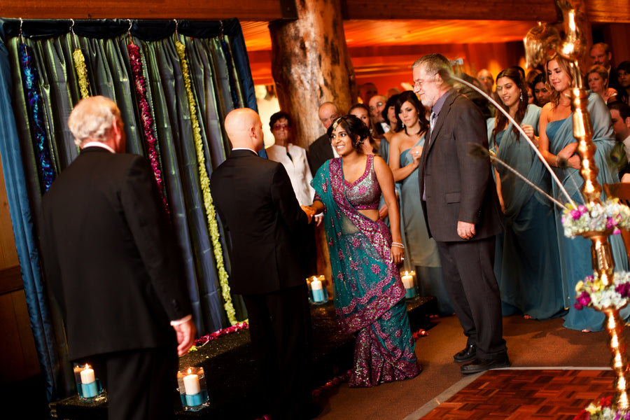 Bride and Groom Sri Lankan Ceremony | Pepper Nix Photography
