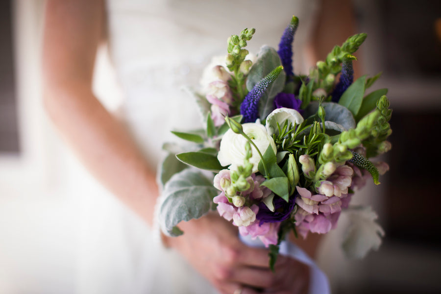 Bride's Bouquet | Colorado Wedding | Katie Keighin Photography