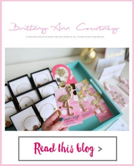 Brittany Ann Courtney - Flamingo Bottle Openers
