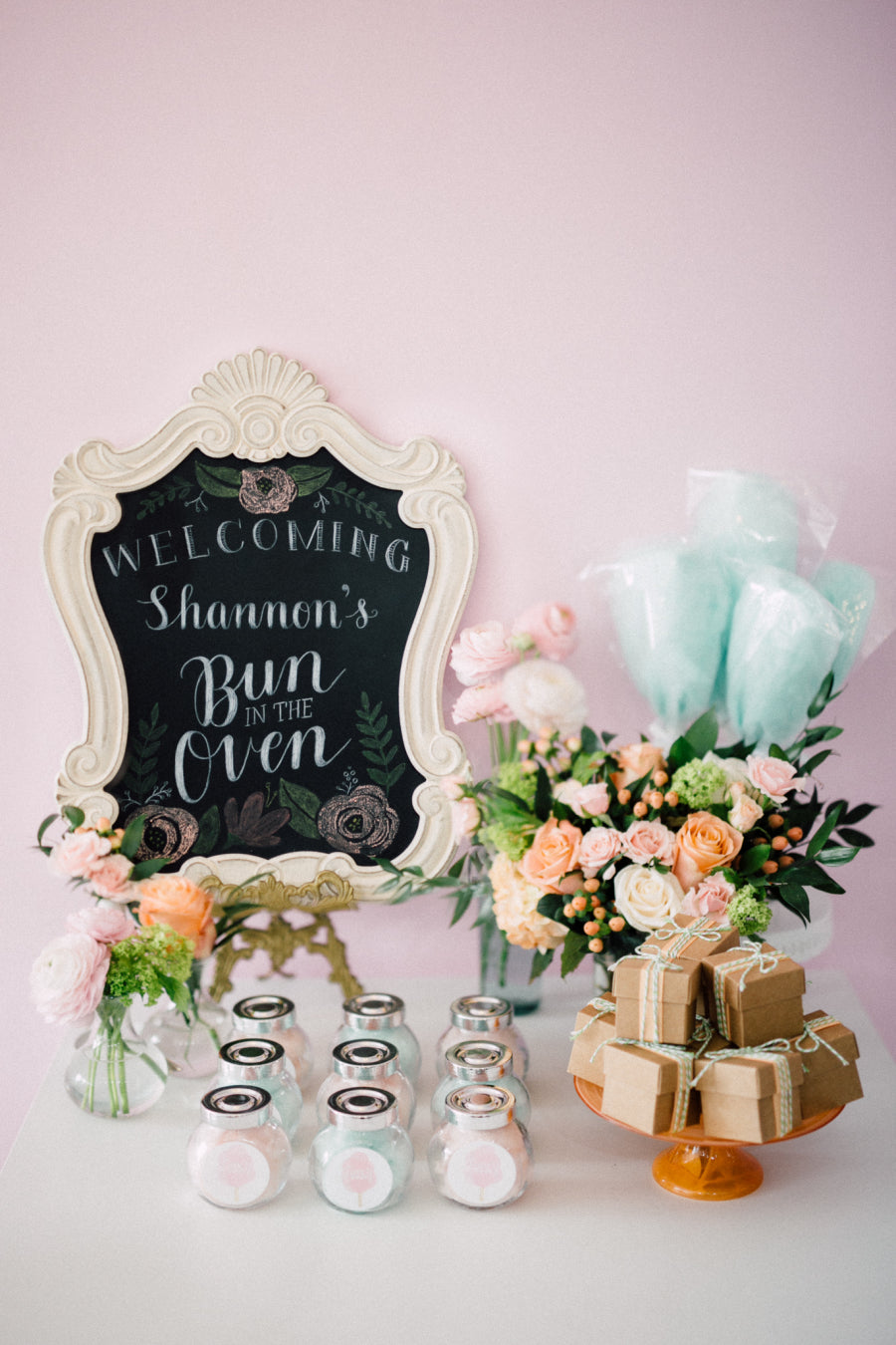 Bun In the Oven Baby Shower | 10 Unique and Interesting Baby Shower Themes | Kate Aspen