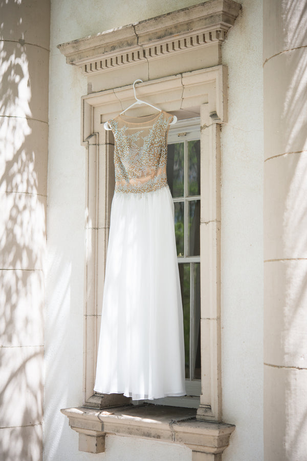 Second Dress | Opulent Mansion Wedding | Daisy Saulls Photography