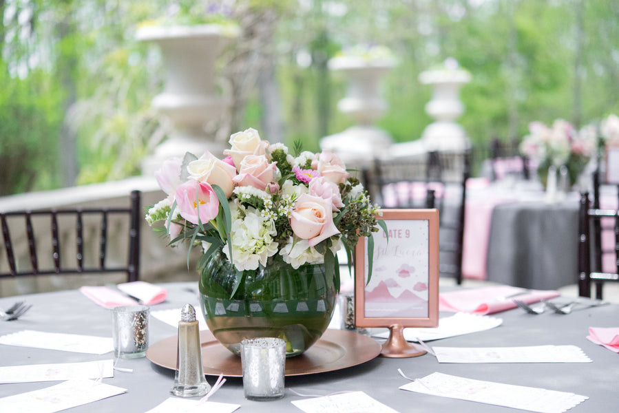 Tablesetting | Opulent Mansion Wedding | Daisy Saulls Photography