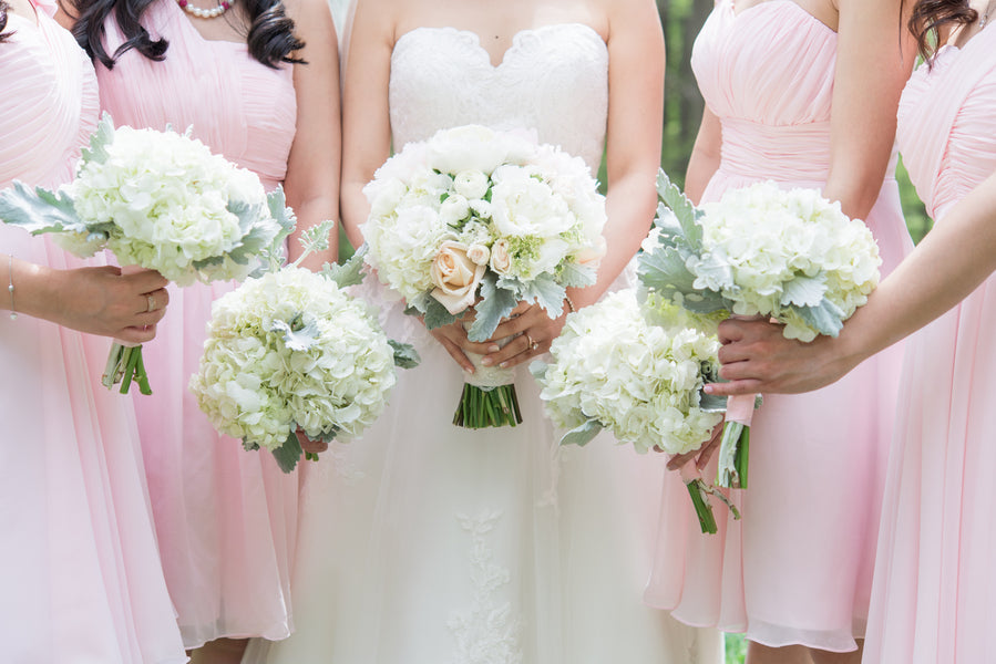 Bridal Party | Opulent Mansion Wedding | Daisy Saulls Photography