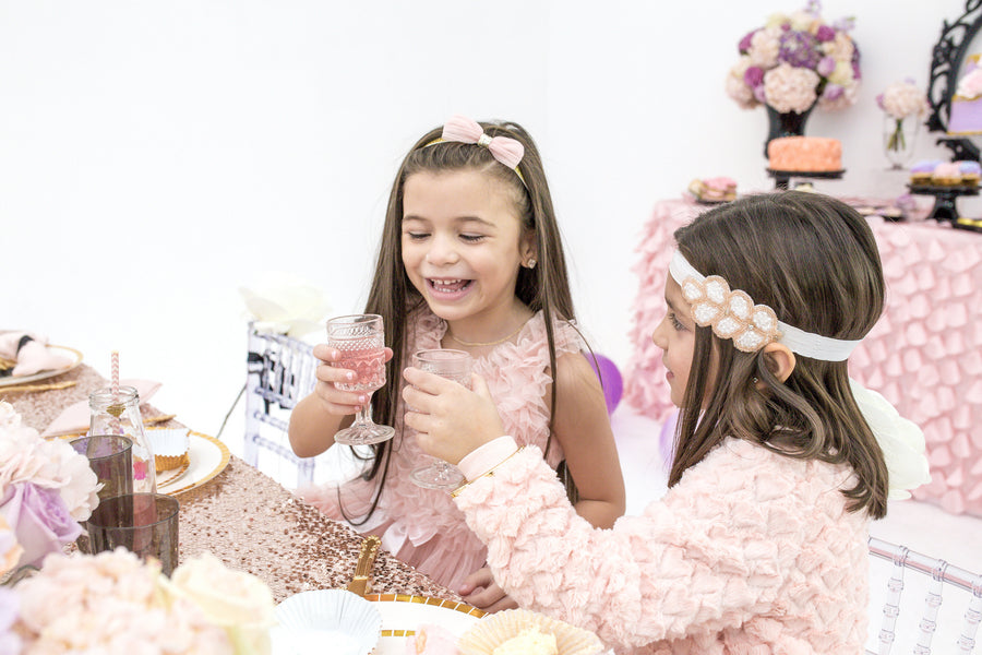 A Toast | Tutu Cute Valentine's Day Party or Birthday Party | Stephanie Massaro Photography