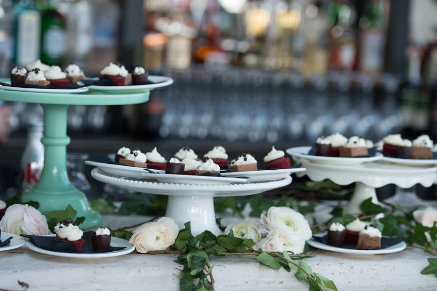 Mini Cupcakes | Photography by Life In Reverie | Kate Aspen