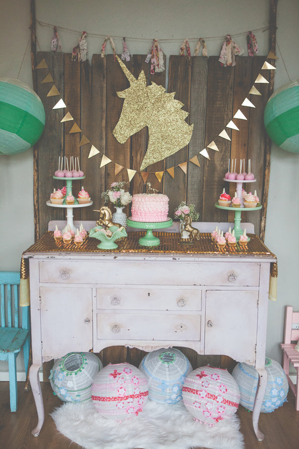 Magical Unicorn Birthday Party | Party Trends | Kate Aspen