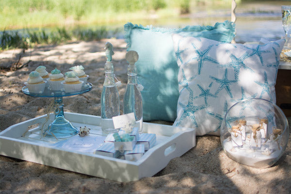 Beach Bridal Shower Inspiration