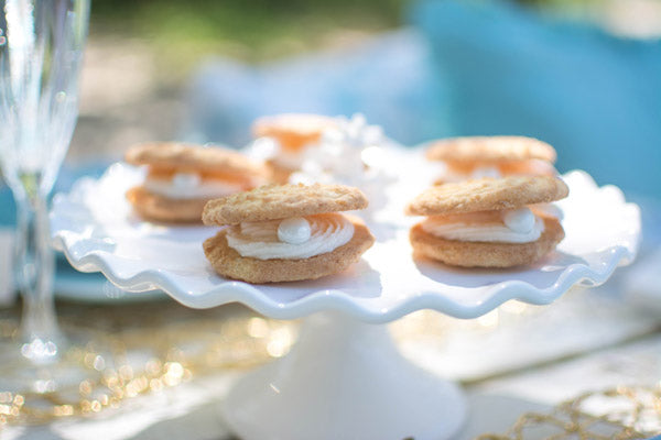 Oyster Shell Cookies