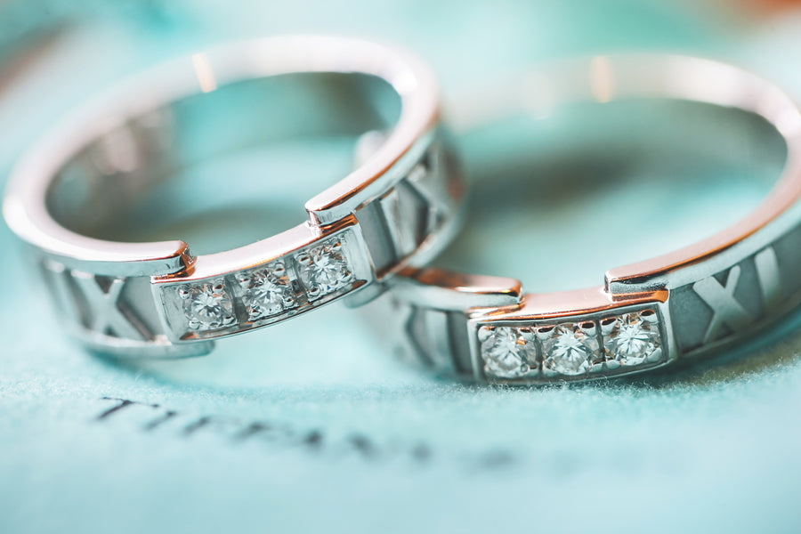 Tiffany Wedding Bands | Mark VanDonge Photography