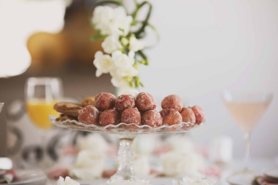 Donut Holes Bridal Shower Brunch | Laura Dee Photography