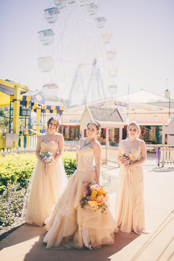 A Carnival Themed Wedding Shoot | Photograhpy: Prue Franzmann Photography | Styling: Enchanted Empire