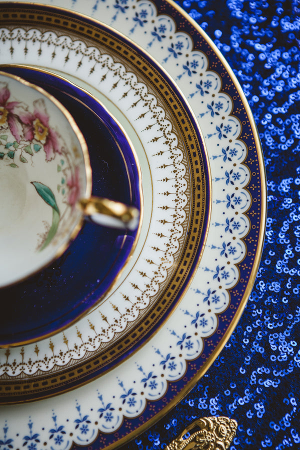 Fine China | Ten·2·Ten Photography | 5 Stylish Ideas for a Teacup Wedding | Kate Aspen