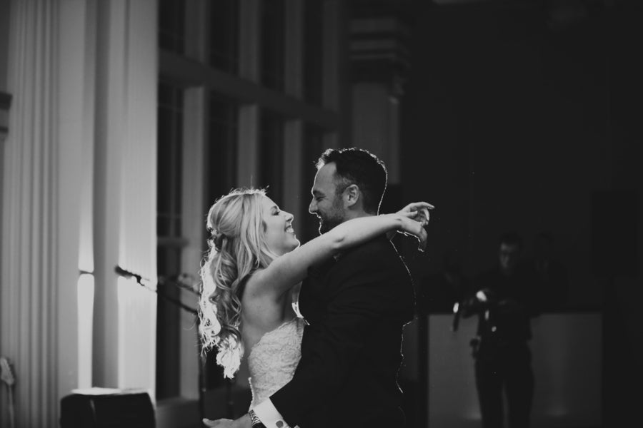 First Dance | New England Wedding | Laura Dee Photography