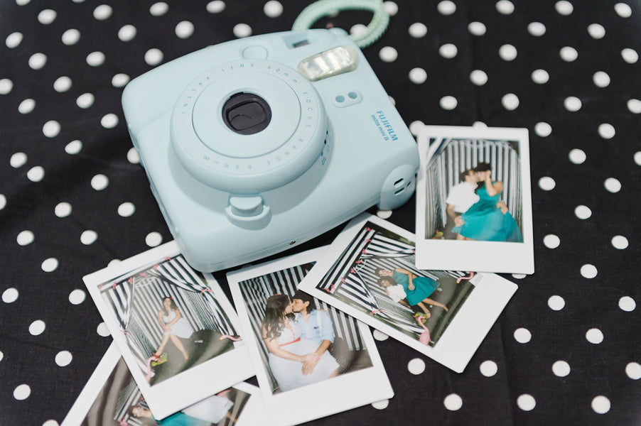 Create a fun photobooth with a Fuji instax camera!| Two Prince Bakery Theater | Marc Edwards Photographs