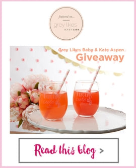 Grey Likes Baby  - TuTu Cute Baby Shower Sponsored Post & Giveaway