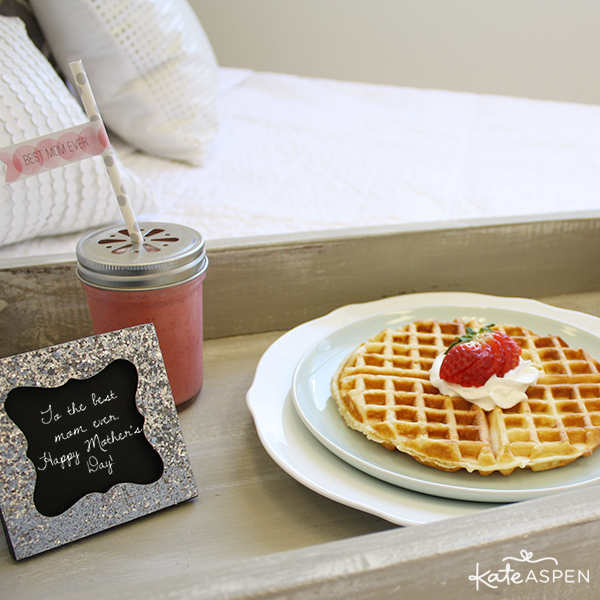Mother's Day Breakfast in Bed - Kate Aspen