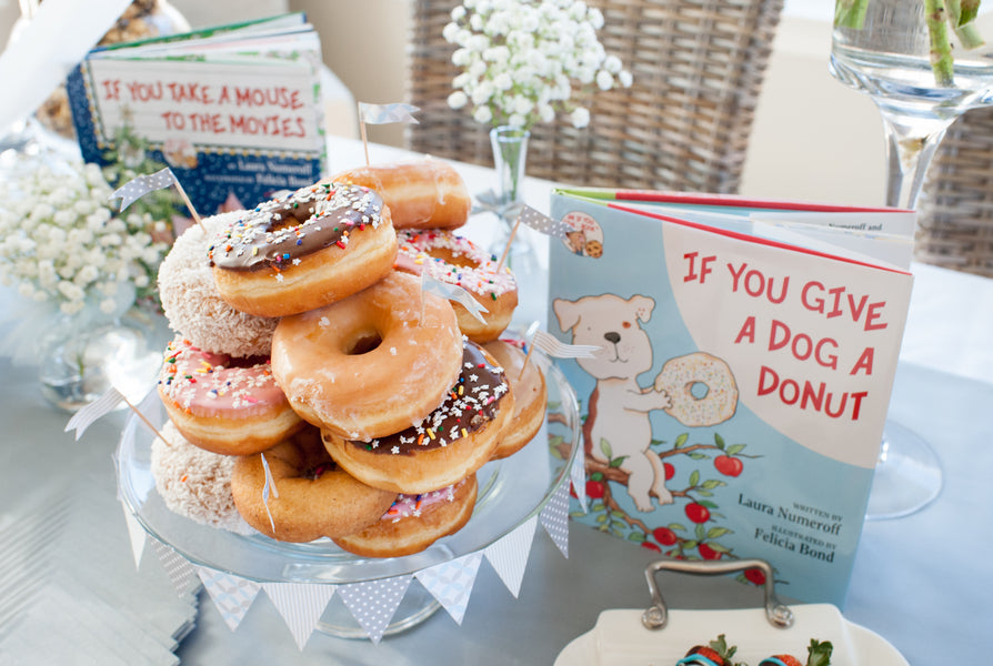 If You Give A Dog A Donut | Alyssa Renee Photography