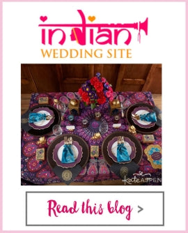 Indian Wedding Site - Jewel Tone Wedding