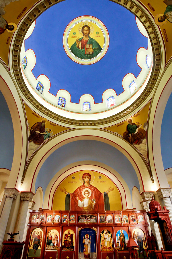 Greek Orthodox Church | Pepper Nix Photography