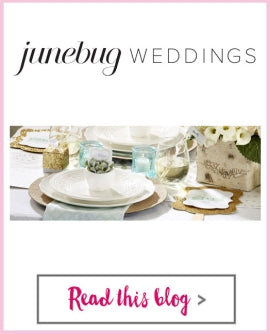 June Bug Weddings - Vintage Rustic Wedding Collection