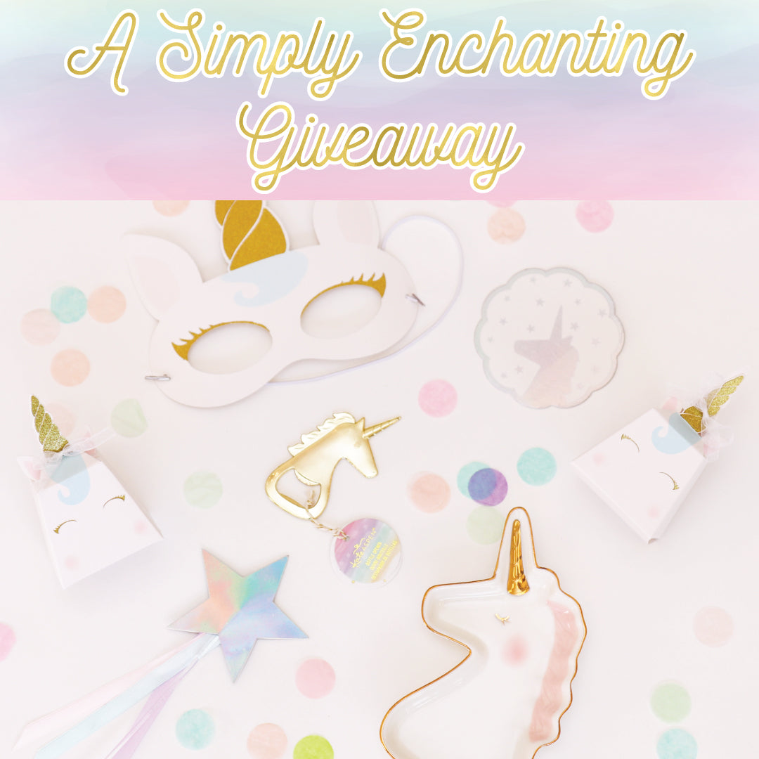 Be Magical: A Simply Enchanting Giveaway | Kate Aspen