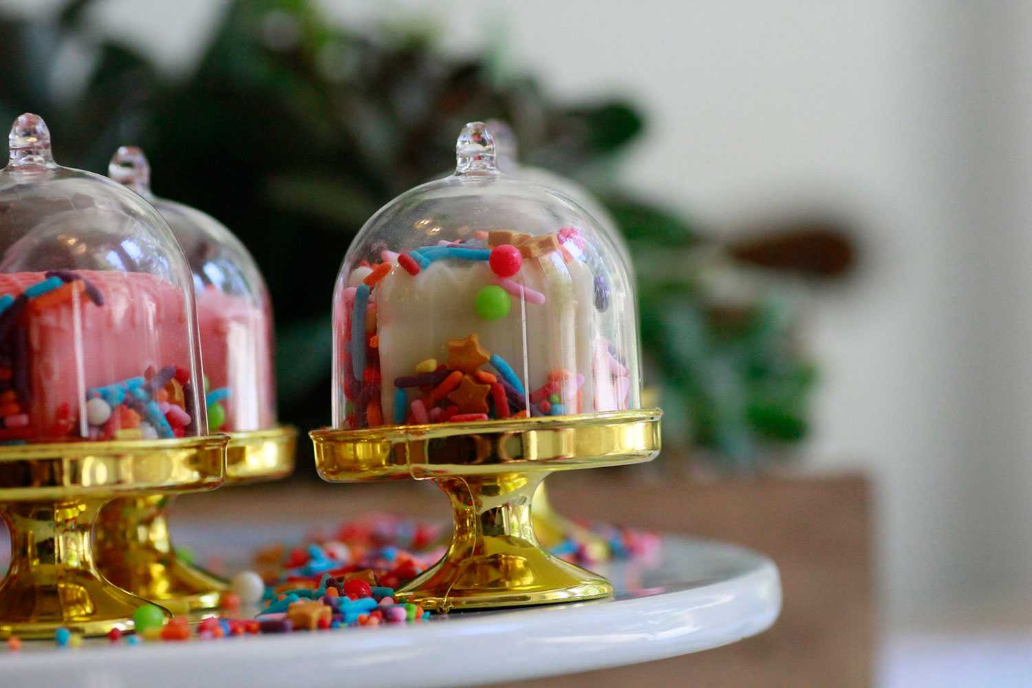 Bell Jar Idea 2 | 3 Beautiful Bell Jar Ideas | Kate Aspen