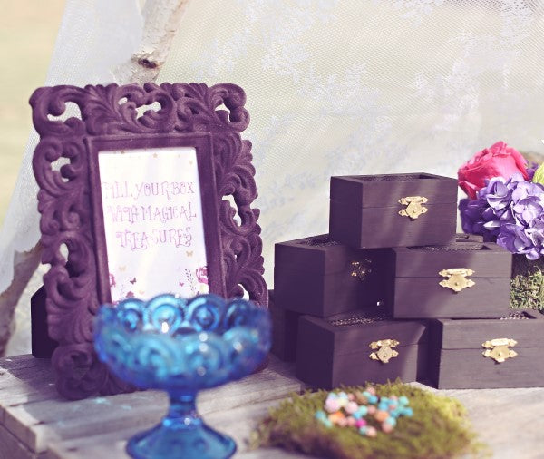 Magic Box Favor | Sweet Jelly Parties | Bekah Peace Photography