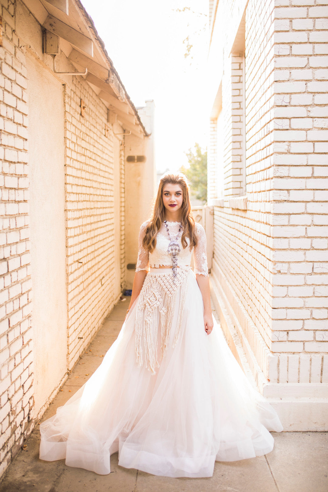 Birthday Girl | A Super Bohemian Sweet 16 Soiree | Kate Aspen