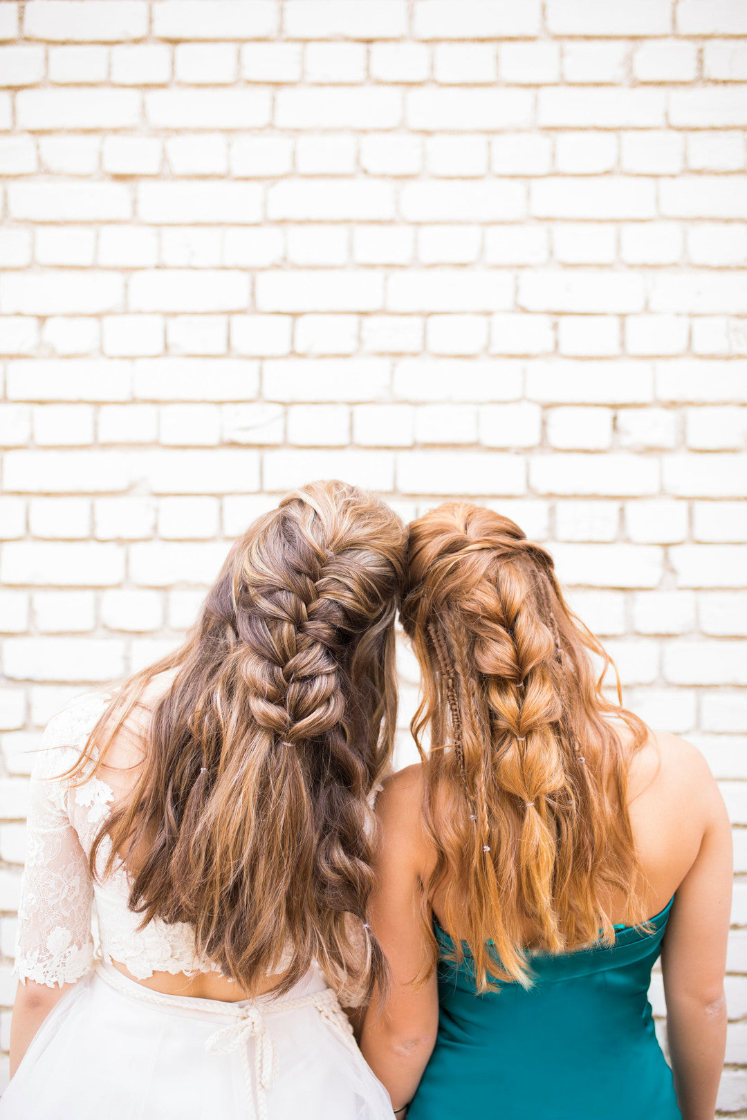 Birthday Hair | A Super Bohemian Sweet 16 Soiree | Kate Aspen