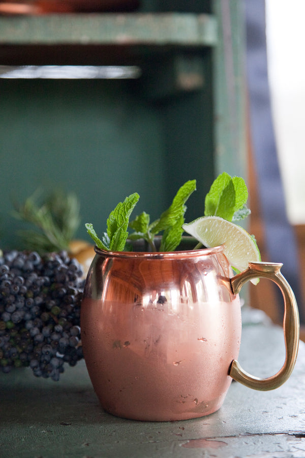 Moscow Mules |  Tana Photography LLC