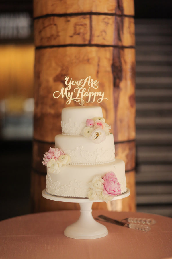 Cake | Mountain Wedding | Pepper Nix Photography