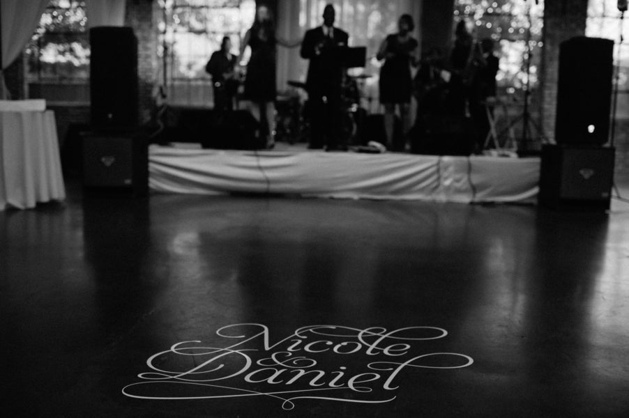 Nicole and Daniel Decal on Dancefloor | Suburbanite Photography