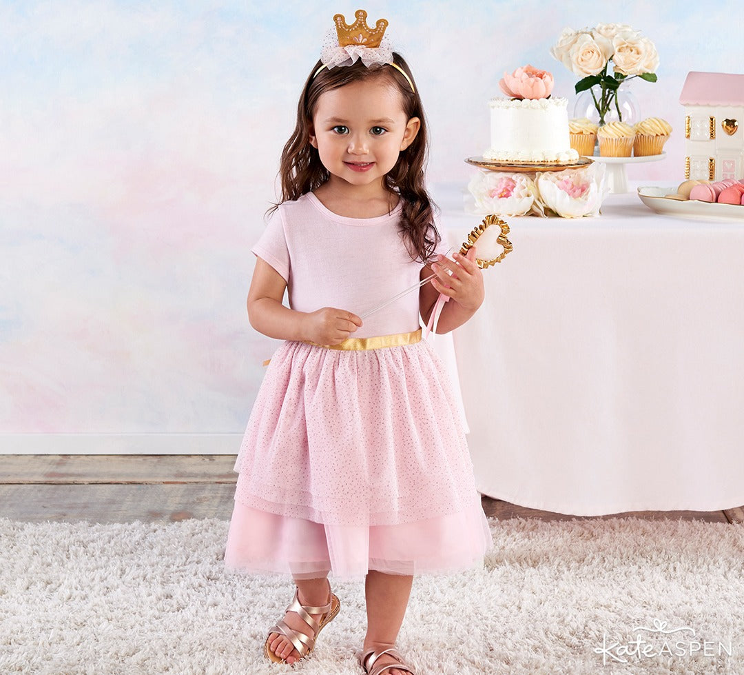 Princess 3 Piece Dress Up Set | Celebrate Like Royality With a Princess Party