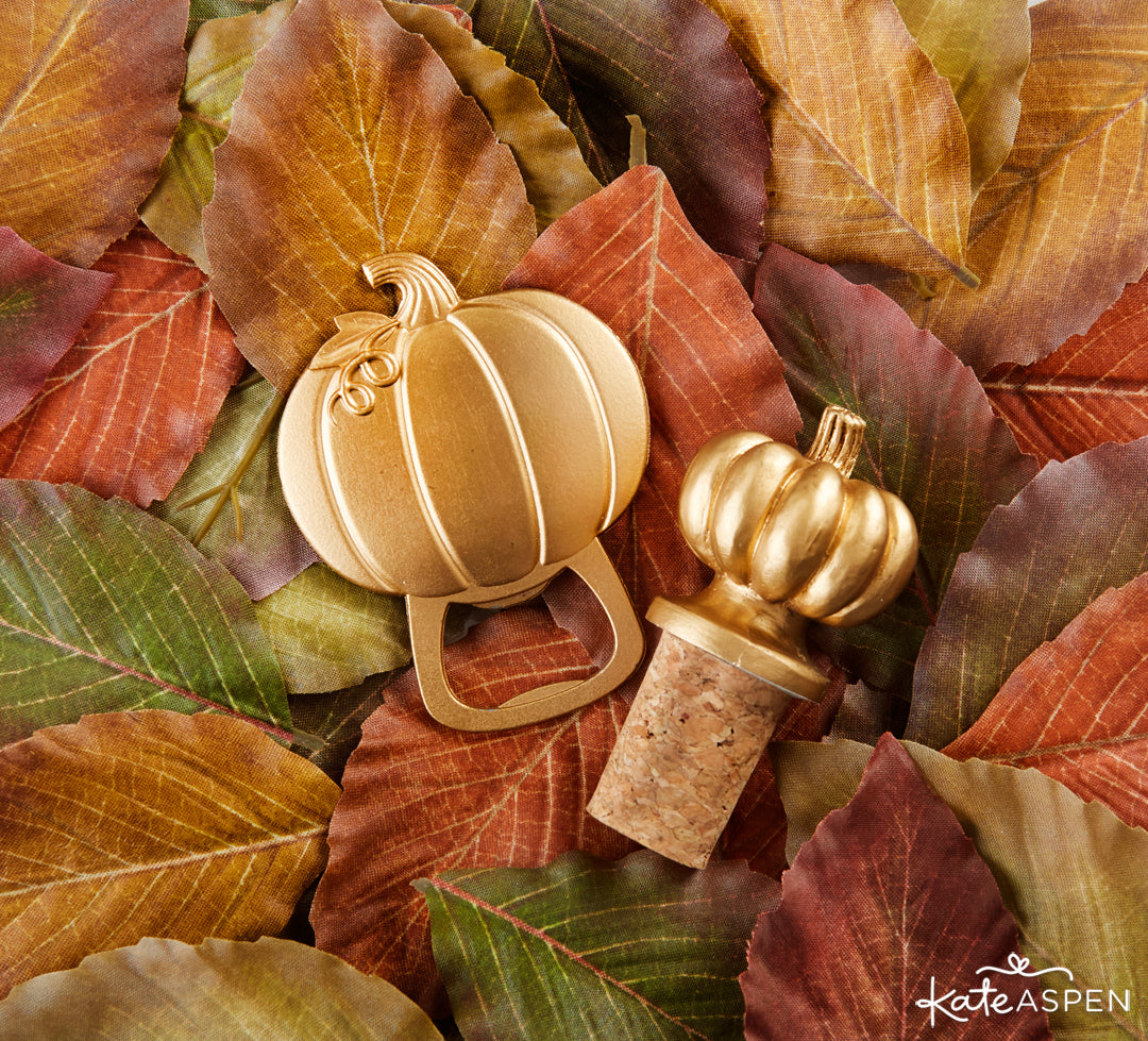 Pumpkin Products | Rustic Accents For The Perfect Fall Celebration | Kate Aspen