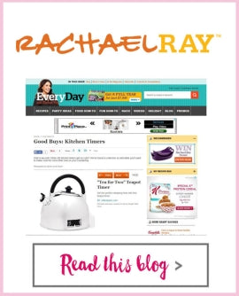Every Day with Rachael Ray - Champagne Bucket Timer (image saved in folder)