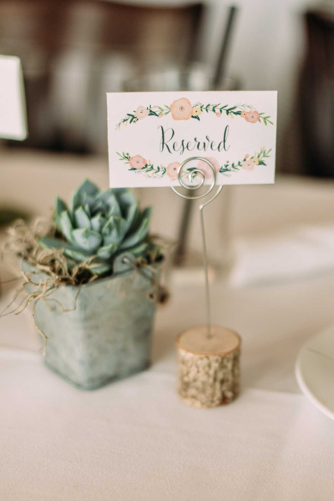 Reception Table Decor | A Summer Bohemian Wedding | Kate Aspen