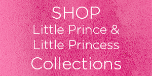 Shop Little Prince and Little Princess Baby Shower Collections | Kate Aspen