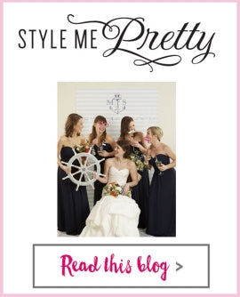 Style Me Pretty - Nautical wedding (image saved in folder)
