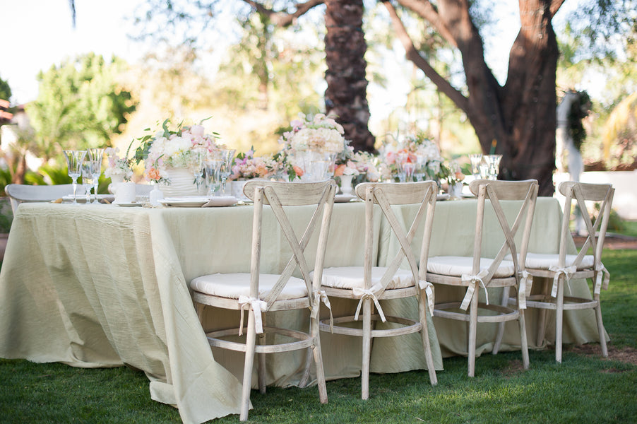 Beautiful Table Decor  | Gorgeous Garden Wedding Shoot | Leslie Ann Photography | @kateaspen