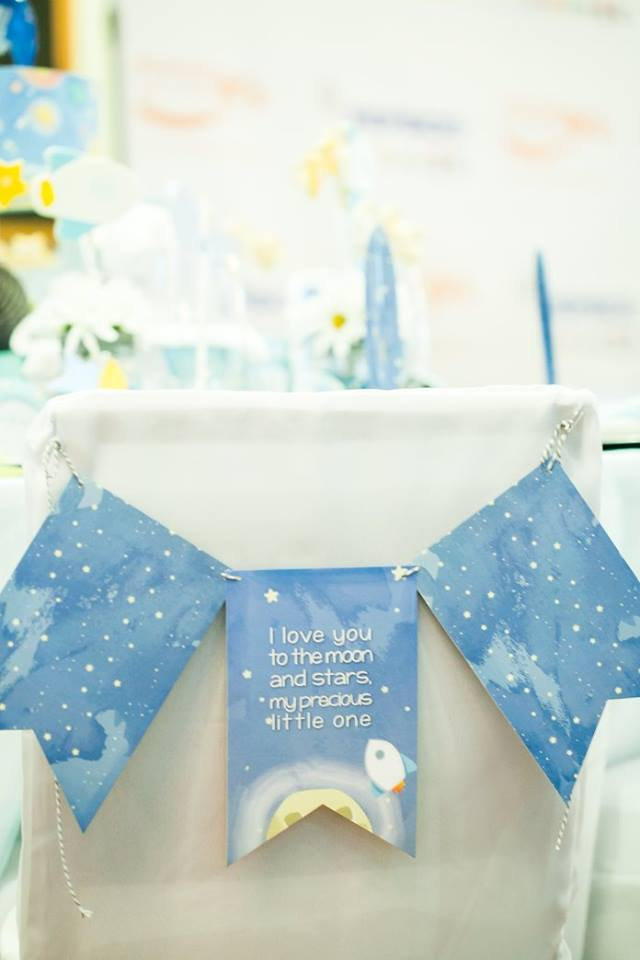 To the Moon and Back Chair Banner | Mirage+Light Photography
