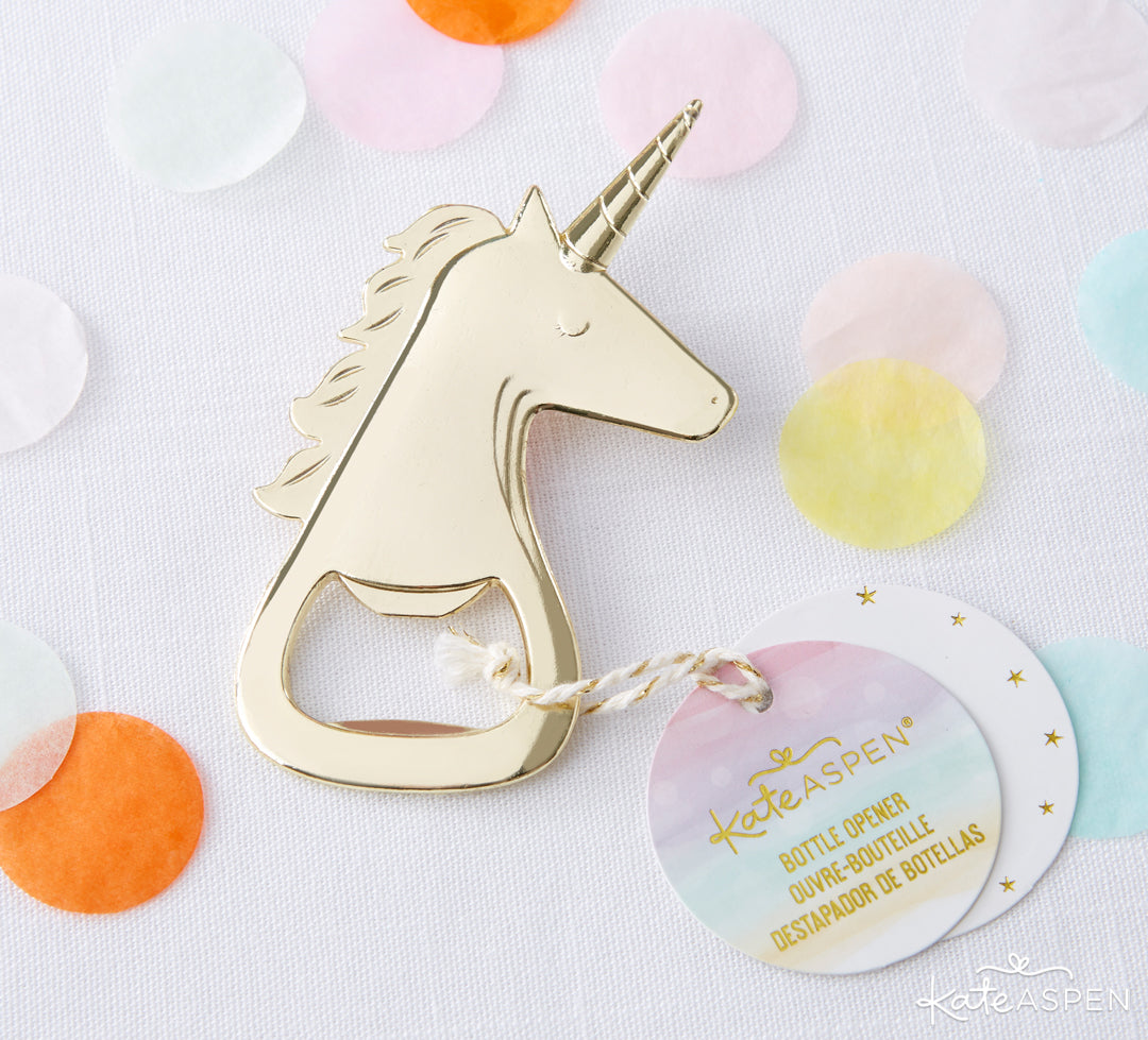 Unicorn Bottle Opener | Be Magical: A Simply Enchanting Giveaway | Kate Aspen