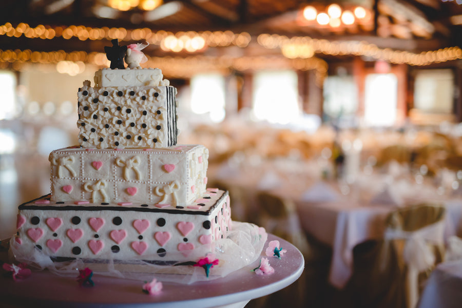 Wedding Cake|Fusion Cambodian Wedding|ENV Photography